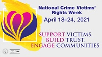 Tennessee Treasury Observes National Crime Victims' Rights Week, April 18-24