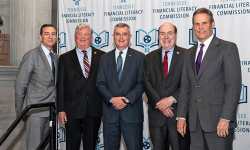 Tennessee Educators Honored with Financial Literacy Awards