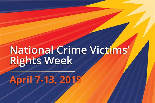 Tennessee Department of Treasury Recognizes National Crime Victims' Rights Week