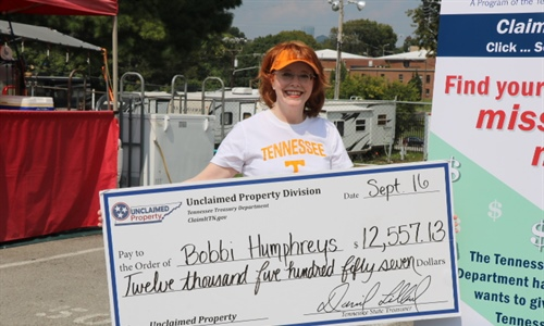 Tennessee Treasury Unclaimed Property on the Road to Reunite...