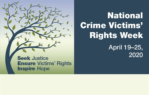 Tennessee Treasury Observes National Crime Victims' Rights Week, April...