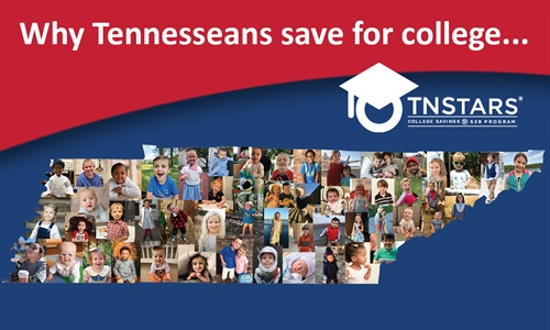 Celebrate 529 Day with the Tennessee Department of Treasury by...