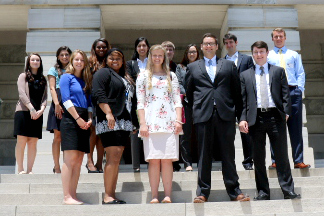 2017 Treasury Summer Interns