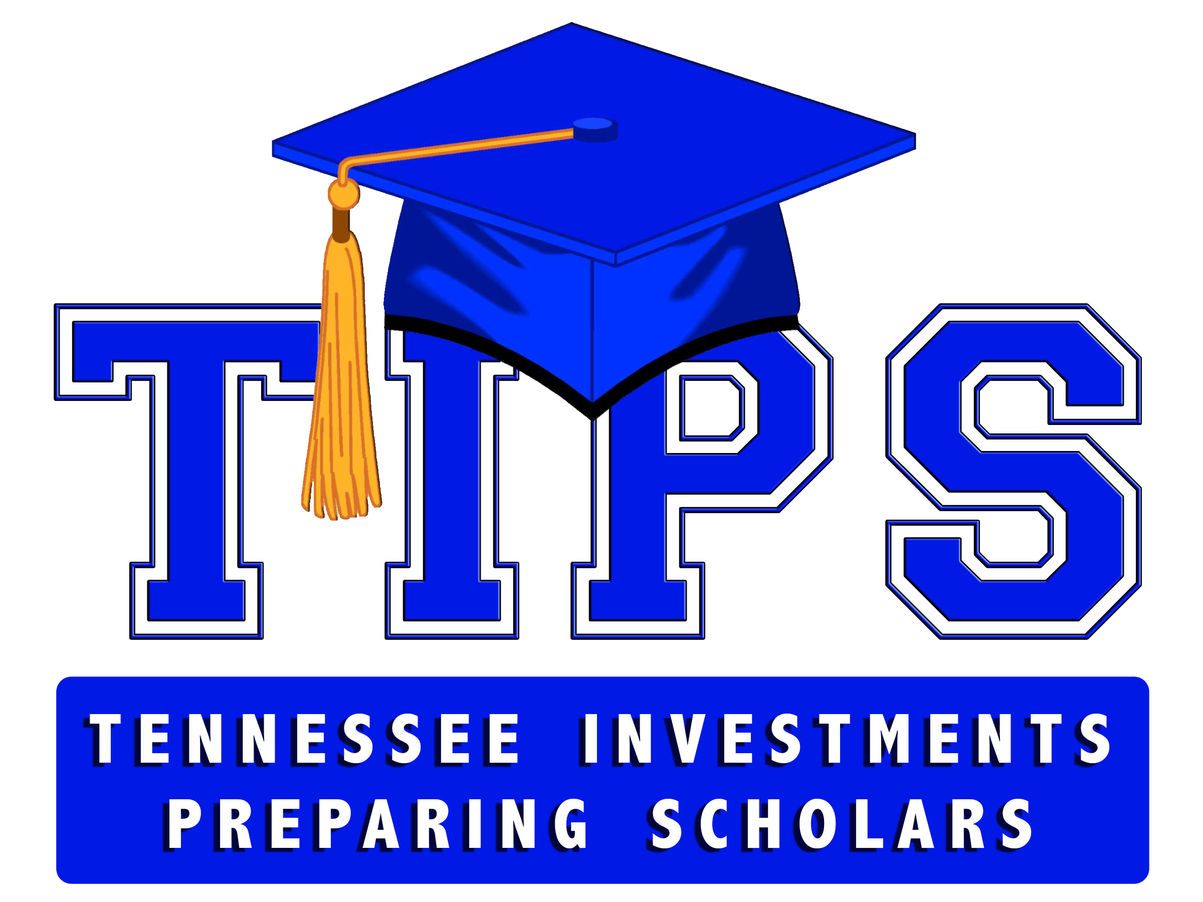 TIPS logo - Tennessee Investments Preparing Scholars