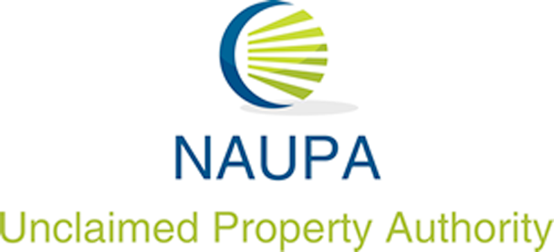 NAUPA Unclaimed Property Authority logo